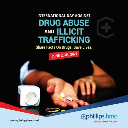 Today's message is simple: Say No to Drug Abuse!